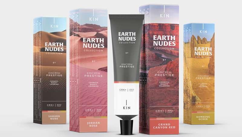 Earth Nudes de Kin Cosmetics, bienvenidos a la nueva generación de los tonos multirreflejo