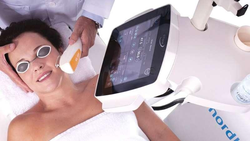 Soluciones innovadoras para cara y cuerpo, sistema Nordlys