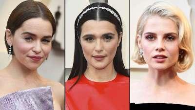 Los peinados de Oscar que han triunfado sobre la alfombra roja