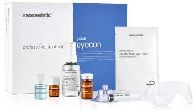 global eyecon, solución para combatir las imperfecciones del contorno ocular
