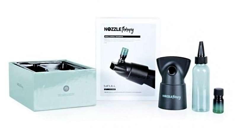 Nozzle Therapy, la boquilla especial para tratamientos