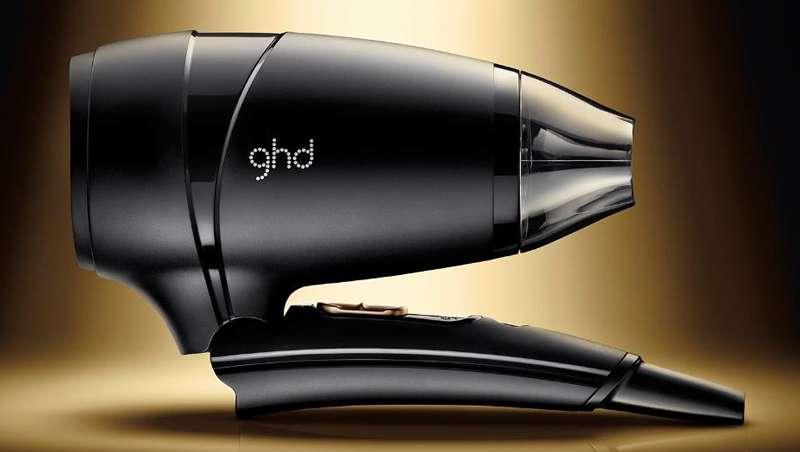 ghd flight, el secador de viaje más compacto y potente