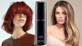 Velvet alisa y elimina el efecto encrespamiento, sea cual sea la textura del cabello