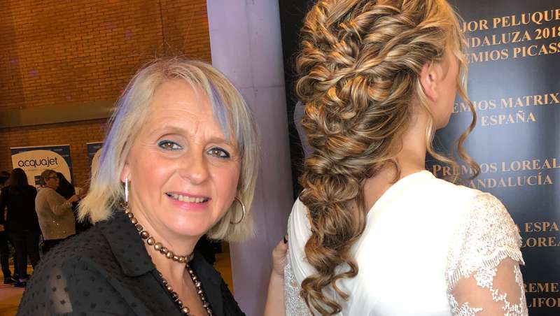 Encarna Moreno se hace con el Wedding Awards de bodas.net