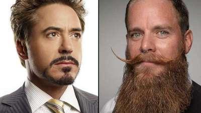 Barbas de todas as condições