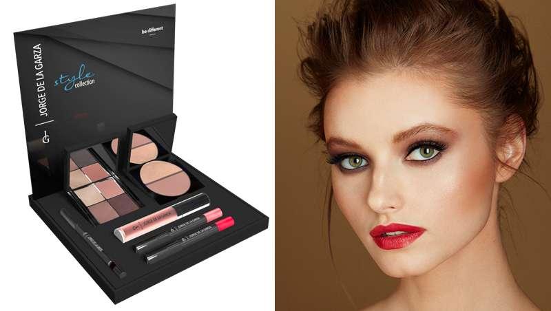 #BrownAddict, dos propuestas Jorge de la Garza makeup, ¡tú eliges!