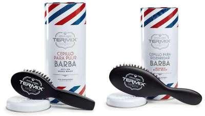 Ya están aquí los nuevos cepillos para barba de Termix, línea Official Barber