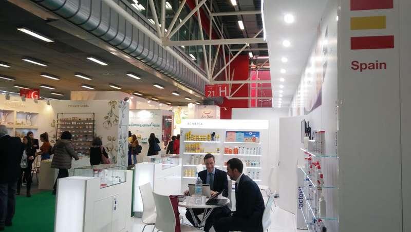 España exporta 216 millones de euros en cosmética