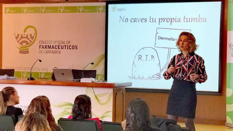El COF Cantabria organiza un curso de Dermofarmacia