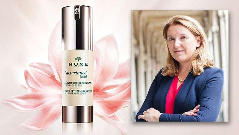 Muriel Koch, nueva directora general Nuxe
