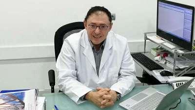 Dr. Santiago Palacios: 'El láser vaginal ya ha pasado a las consultas de ginecología. Hago láser como prescripción y tratamiento ginecológico'