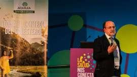 El Dr. Ramón Estruch ha participado en Infarma con una ponencia sobre la hipercolesterolemia y los activos naturales para controlar el colesterol