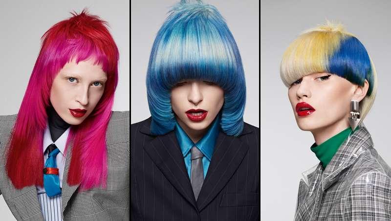 Remix, electrizante y llena de energía, color a raudales en la nueva colección Goldwell