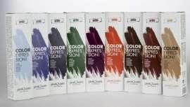 PostQuam Cosmetic apresenta esta gama de máscaras de cores, em nove cores de tendência, com pigmentos de alto poder de cobertura. Hair Color Mask atua diretamente sobre a cutícula, alcançando um cabelo mate e brilhante