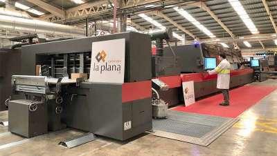 Grupo La Plana apuesta por la tecnología para reducir el stock de packaging en la industria
