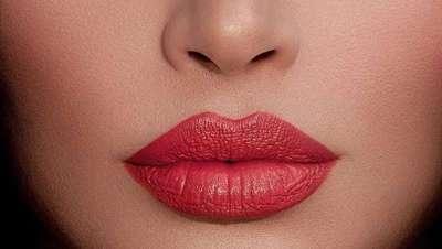 Overlips, los errores que no debes cometer para maquillar labios más gruesos