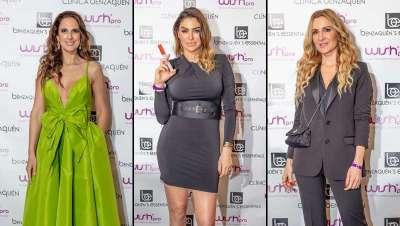 Wishpro con la belleza en el Festival de Cine de Málaga