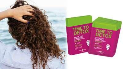 Un cabello ¡como nuevo!, en solo 15 minutos, Time to Detox