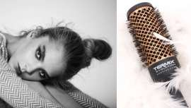 Termix presenta su nuevo cepillo específico para los cabellos más castigados y sensibilizados