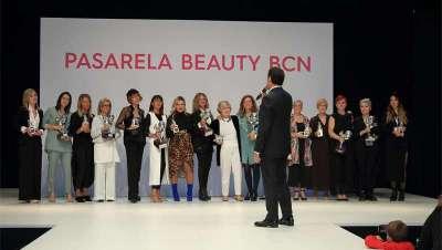 Pepa del Pozo, directora marketing Global Montibello, gana un Gaudí Beauty Awards