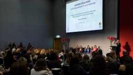 De éxito podemos calificar la primera convocatoria inaugural del Congreso Women Evolution de Salud, Bienestar Emocional y Liderazgo Transformacional celebrado en Ifema, con la presencia de mujeres destacadas de todos los ámbitos