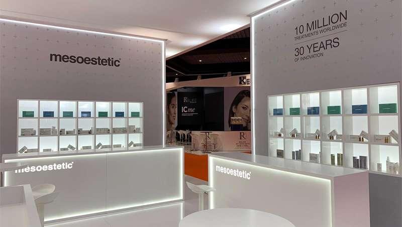 mesoestetic Pharma Group y sus novedades y avances, protagonistas en AMWC Congress en Mónaco