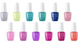 As novas tonalidades estão disponíveis nos três sistemas de cor da firma (Nail Lacquer, Infinite Shine e Gel Color)