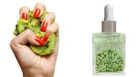 Las propiedades del kiwi, tanto antioxidantes como nutritivas, juegan un papel esencial en muchos peelings, ayudando también a combatir el envejecimiento de la uña