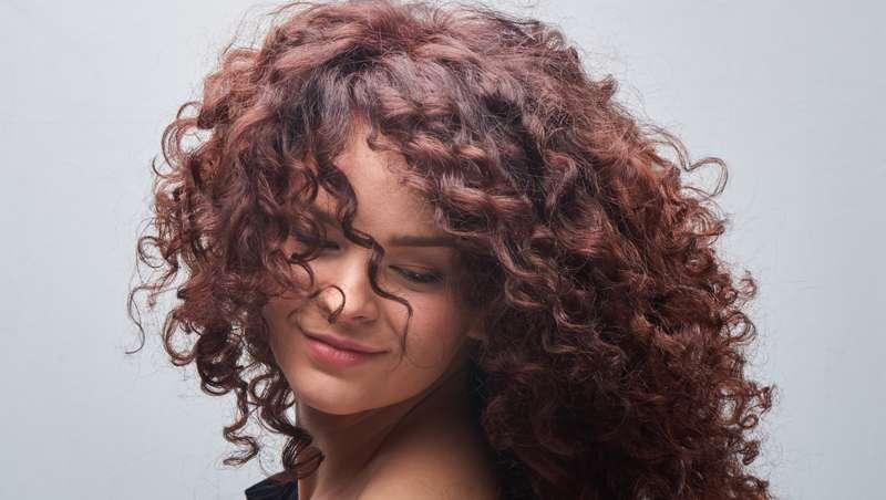 Caracóis em abundância, quatro cortes curly de moda