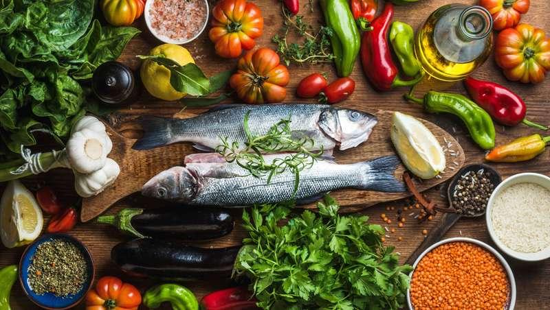 La dieta atlántica adelgaza y reduce el colesterol, ¡demostrado!