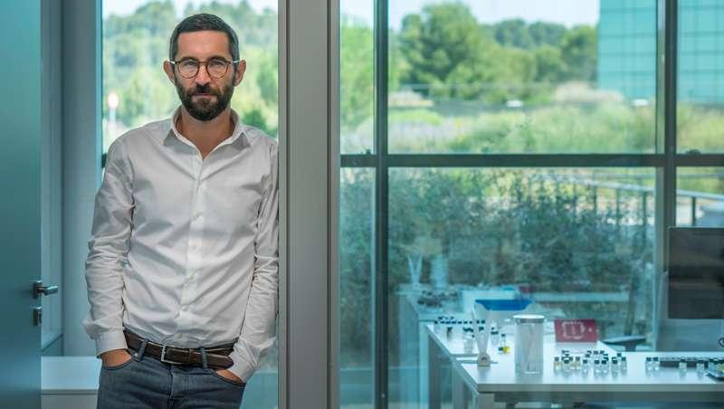 Eurofragance incorpora a Lucas Sieuzac