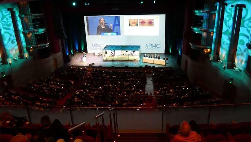 La medicina y dermatología estética se reunirá en Taipéi con motivo del AMWC
