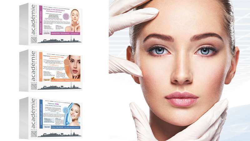 Os imprescindíveis para a pele, novos tratamentos Académie