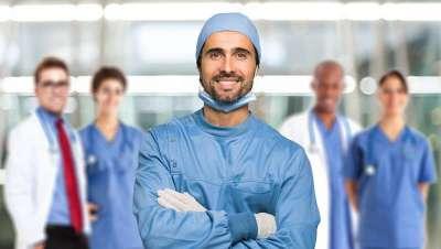 Los cirujanos operan mejor con música