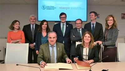 Acuerdo de colaboración de Stanpa y el Consejo General de Farmacéuticos