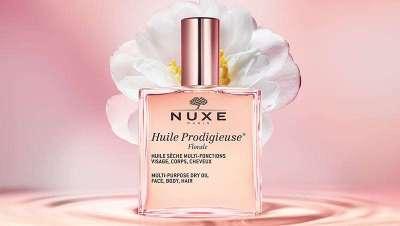Huile Prodigieuse Florale, la nueva creación de Nuxe