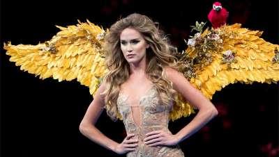Adlib Moda Ibiza, la moda del peinado sobre la pasarela con Redken