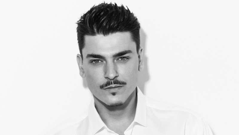 Mario Dedivanovic, génio da maquilhagem