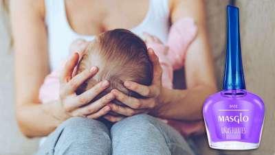 La base de uñas recomendada para las mamás