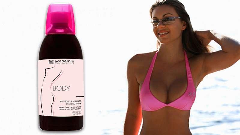 Bébete el verano, drena y detoxifica con Académie