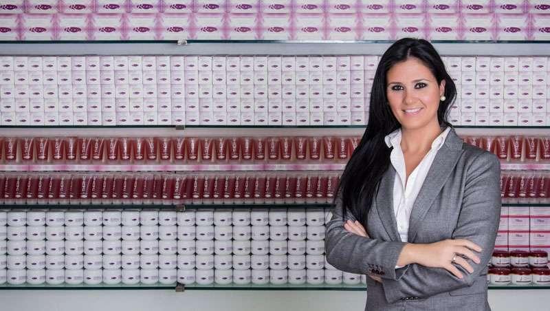 Marina Rulló: 'La crema solar se ha de usar todo el año, mejor libre de aceites para evitar la oclusión del poro'