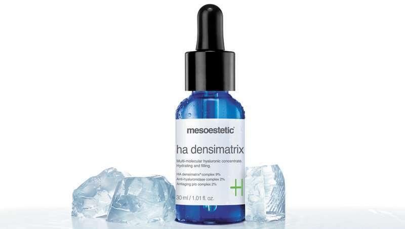 ha densimatrix, tratamento hidratante e antienvelhecimento revolucionário