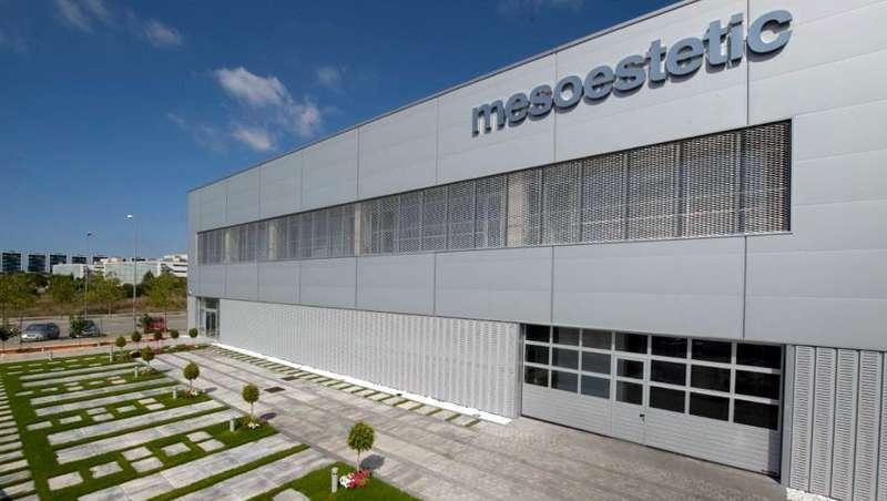 mesoestetic Pharma Group cresce mais 17% que no seu exercício anterior