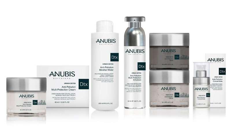 Desintoxica y protege la piel a diario de la contaminación con Anubis