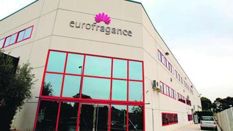 Eurofragance aumenta su facturación y mantiene su vocación internacional