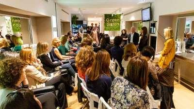 Kevin.Murphy y Backstage BCN presentan Green Salon, un nuevo concepto y colaboración