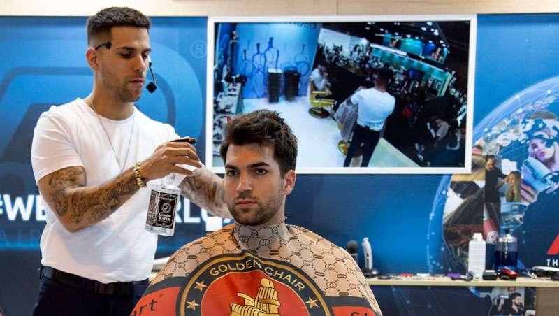 Steinhart Profesional y Golden Chair Intl organizan una formación barbera de alto nivel