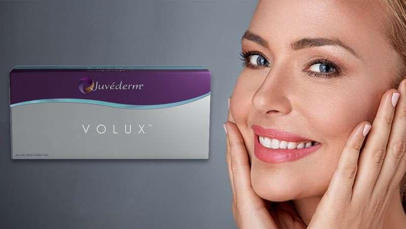 Juvéderm VOLUX, última innovación para restaurar volumen en mentón y mandíbula