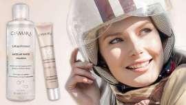Para pieles perfectas, natural y protegida, la elección de las mujeres urbanitas es la cosmética antipolución. Casmara nos presenta una completa línea para combatir los efectos nocivos de los distintos tipos de contaminación, incluida la lumínica