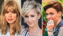 Dá volume ao teu cabelo fino, agora que está tão na moda, com cinco cortes icónicos e recomendados e um ou outro segredo e truque dos hairstylists